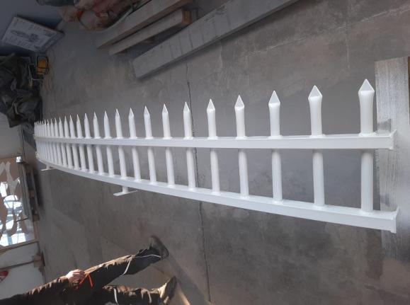 fabrication clôture
